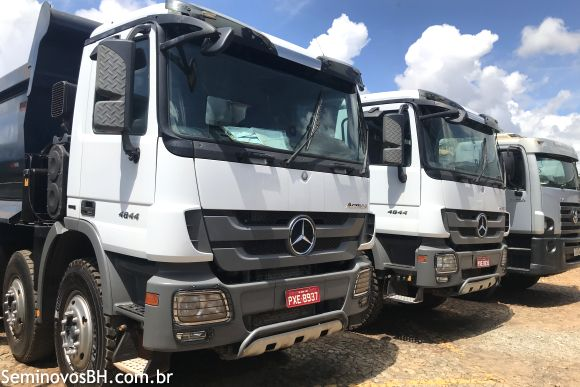 Mercedes Benz MB 4844 Actros