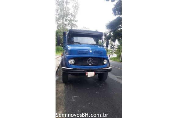 Mercedes Benz MB 1516
