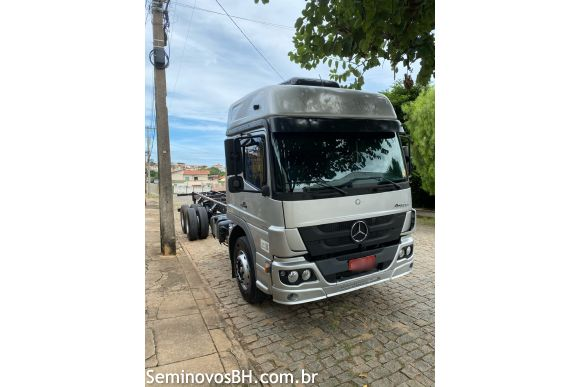Mercedes Benz MB 2426 Atego